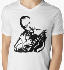 Django Reinhardt Gypsy Jazz Guitarist T-Shirt T-Shirt