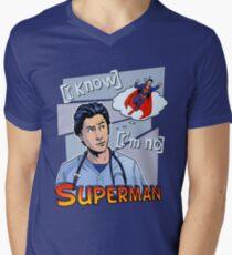 JD Men's V-Neck T-Shirt