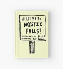 The vampire diaries-Mystic Falls Hardcover Journal