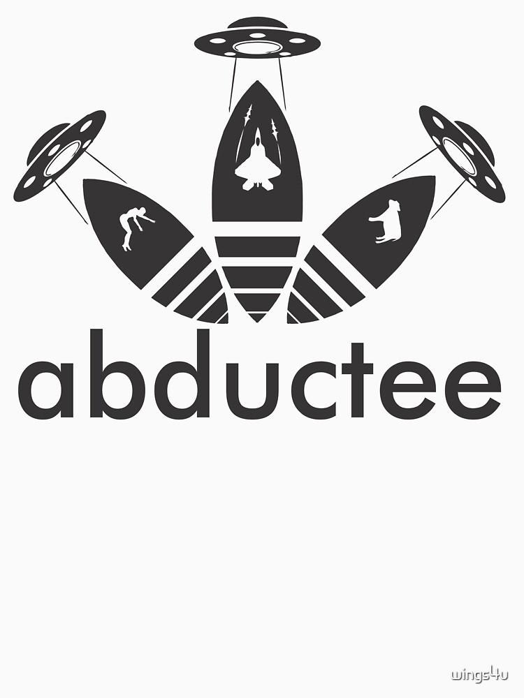 Model 99 - Abductee by wings4u