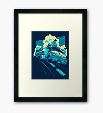 Lupin the 3rd Framed Print
