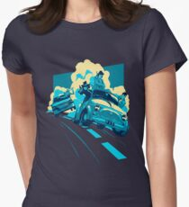 Lupin the 3rd Women's Fitted T-Shirt