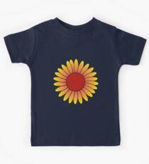 Sunflower vector art Kids Clothes