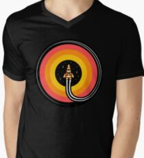 Into The Outer Men's V-Neck T-Shirt