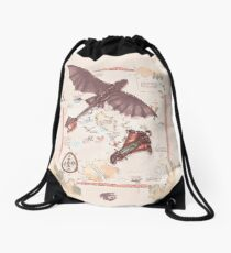 How to train your dragon Drawstring Bag