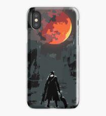 Bloodborne_TheHunt iPhone Case