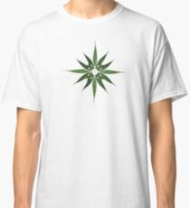 Cannabis leaves multiply Classic T-Shirt