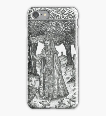 The Mistletoe King iPhone Case/Skin