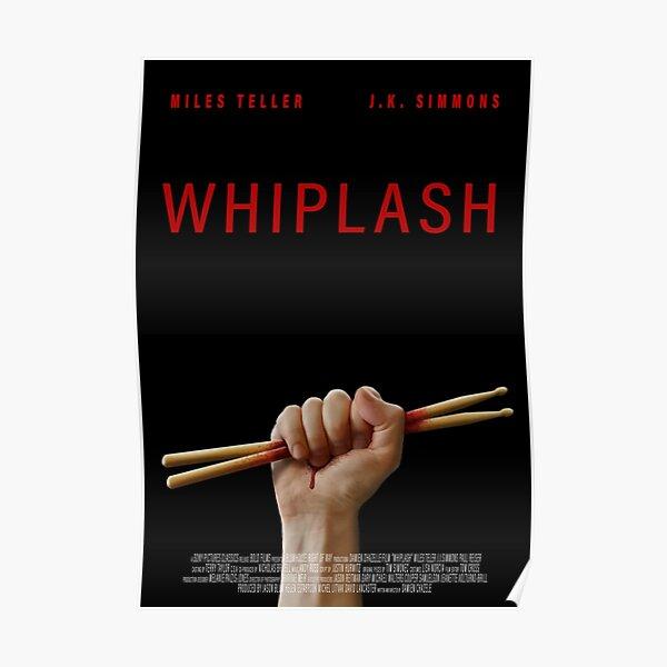 Affiche du film Whiplash Alt Poster