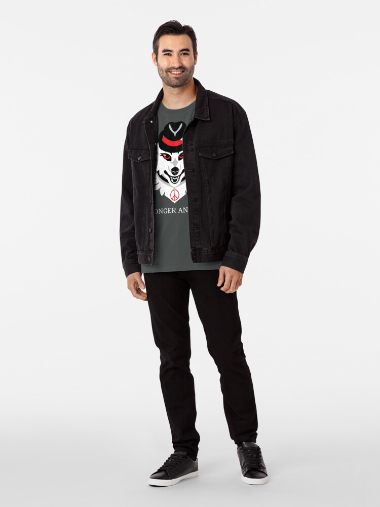Alternate view of Peace is No Longer an Option Premium T-Shirt
