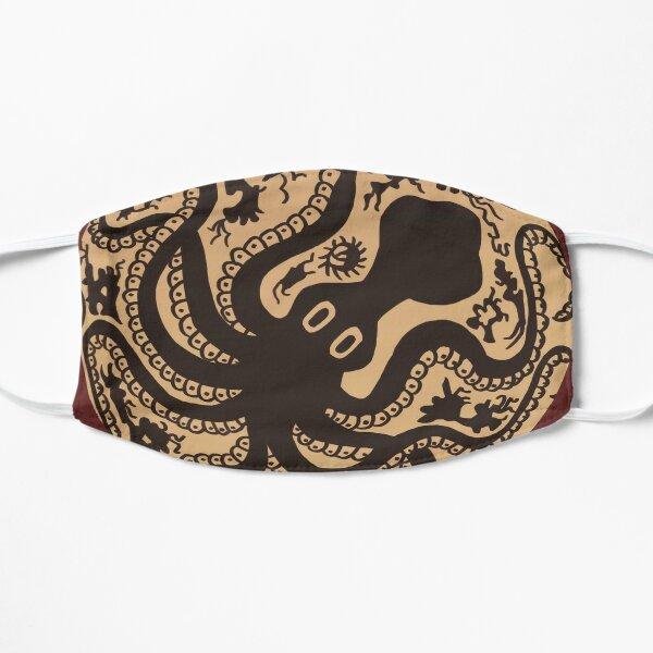 Late Minoan Ceramics Flat Mask