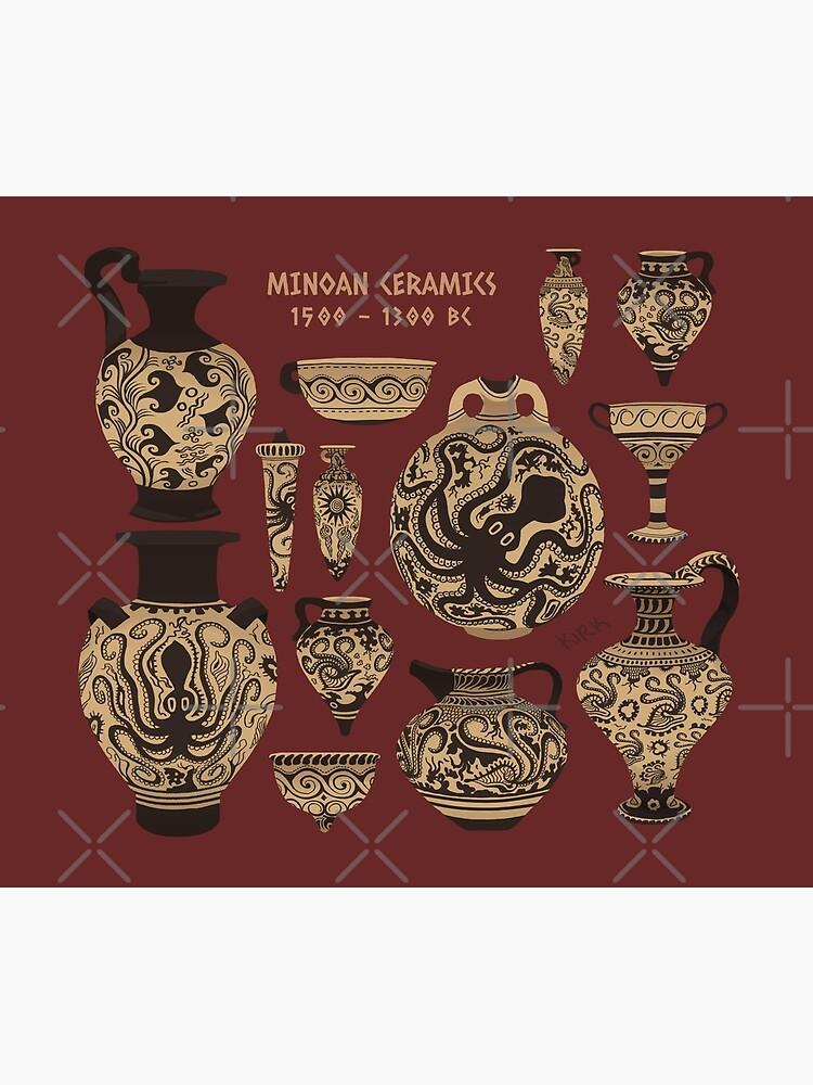 Late Minoan Ceramics by flaroh