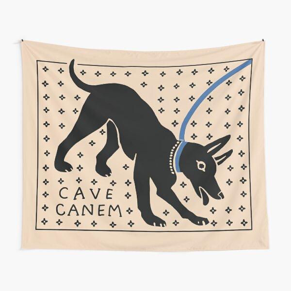 CAVE CANEM Tapestry