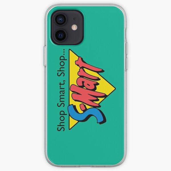 Shop Smart...Shop S-Mart! iPhone Soft Case