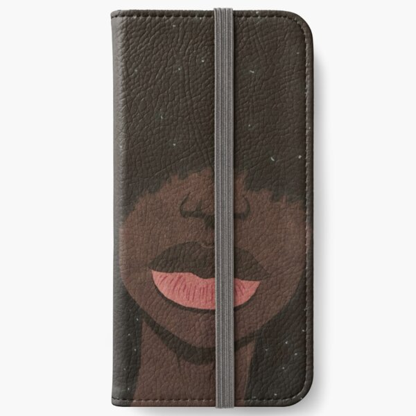 whats your haircare regimen iPhone Wallet
