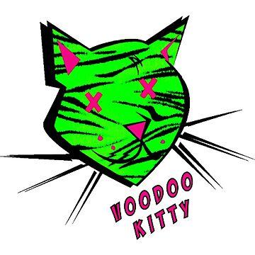 VooDoo Kitty by MandaMalice