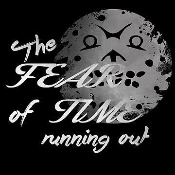 The fear of Time by ASCasanova