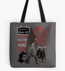 Silent Hill Tote Bag
