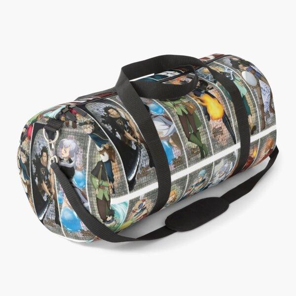 Caracter Black Clover Duffle Bag