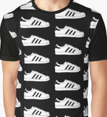 HIPSTER : SUPERSTAR Graphic T-Shirt