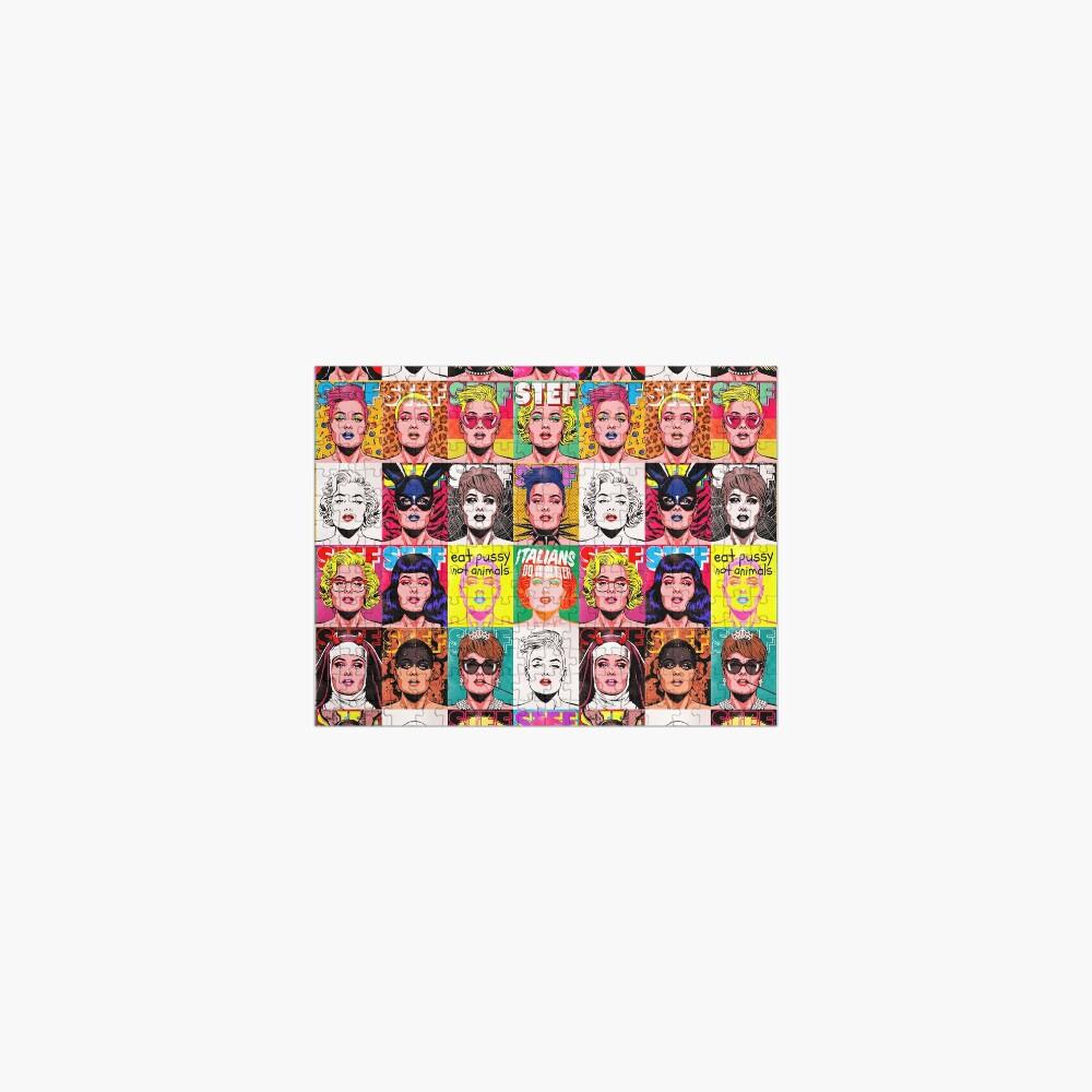 Stef Art Jigsaw Puzzle