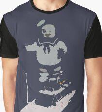 Run Run ECTO-1 Graphic T-Shirt