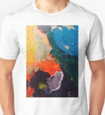 El Niño Abstract  Unisex T-Shirt