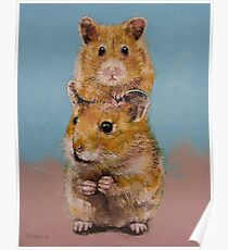Hamsters Poster