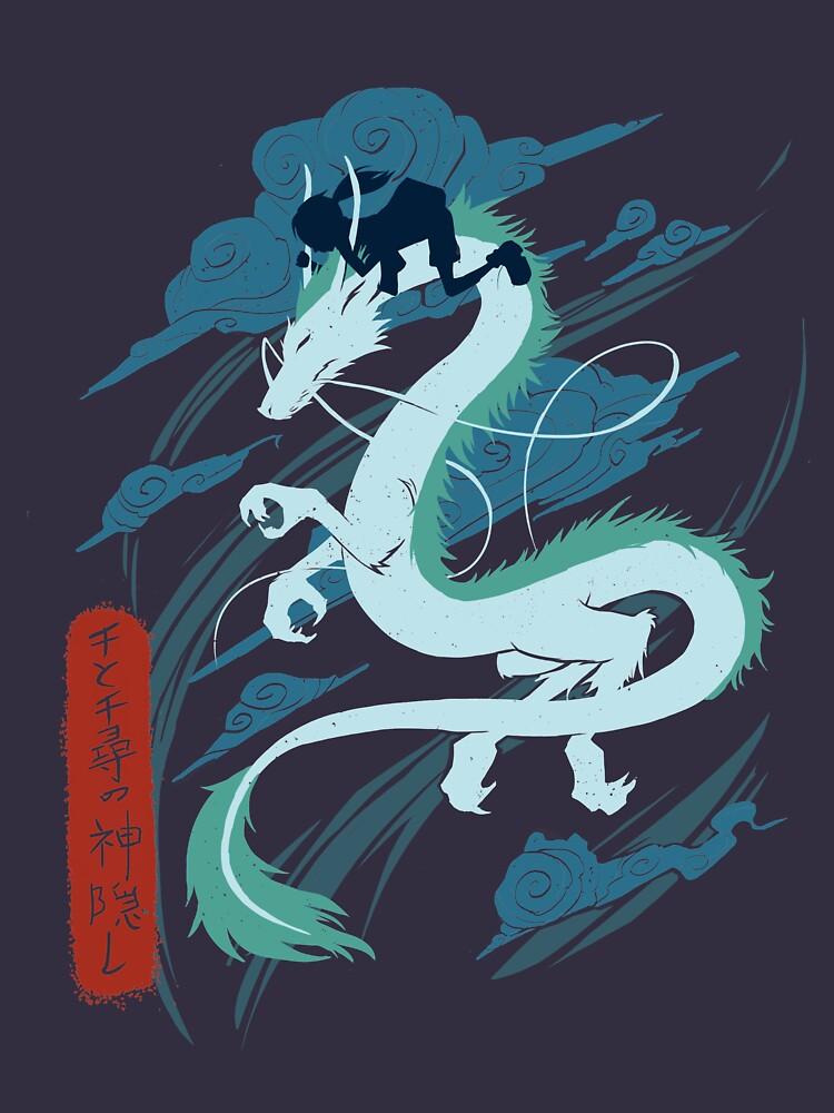 chihiro and kohaku | Unisex T-Shirt
