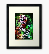 ArcanaPonies - Temperence Framed Print