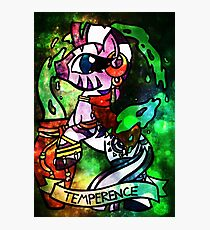 ArcanaPonies - Temperence Photographic Print