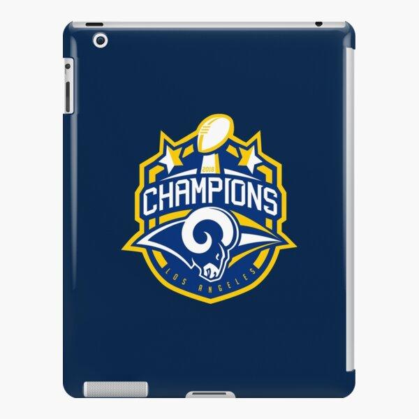 champions 2018 rams iPad Snap Case