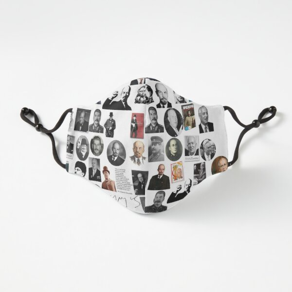 Fitted Masks, Political leaders Fitted 3-Layer