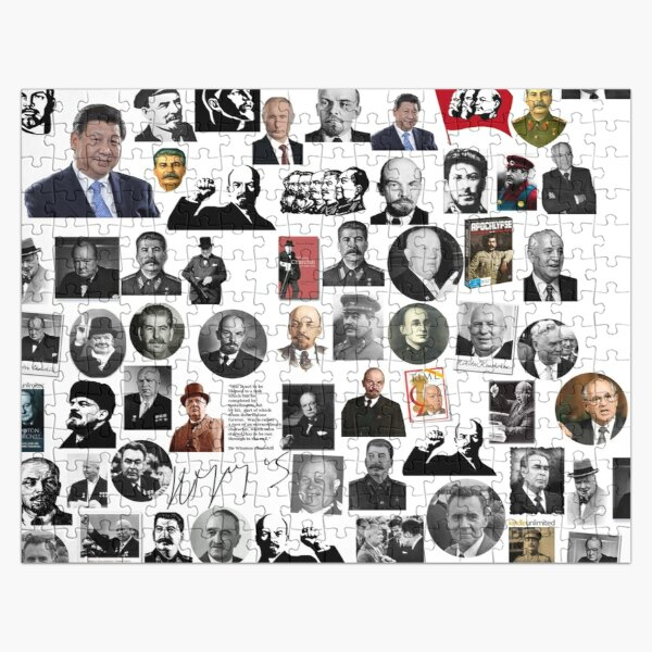Political leaders Jigsaw Puzzle