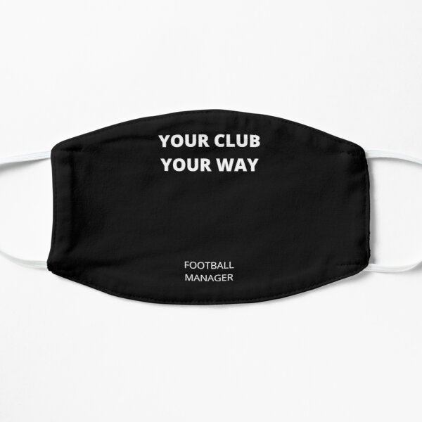 Your club your way FOOTBALL MANAGER 2021 Mask