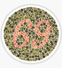 Love is Colorblind Sticker