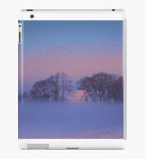 Winter kingdom iPad Case/Skin
