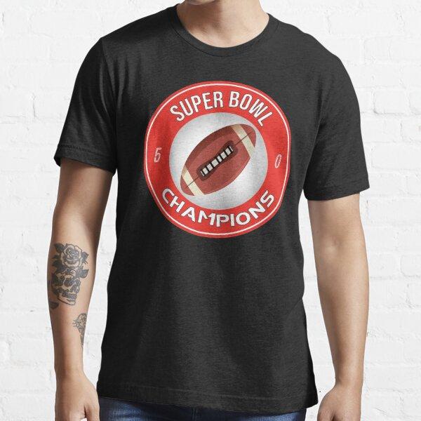 Super Bowl 50 Champions  T-shirt essentiel