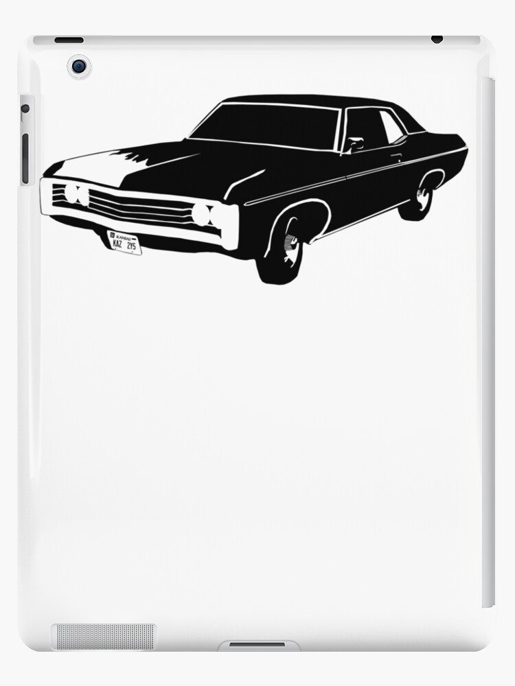 Chevy Impala by saniday
