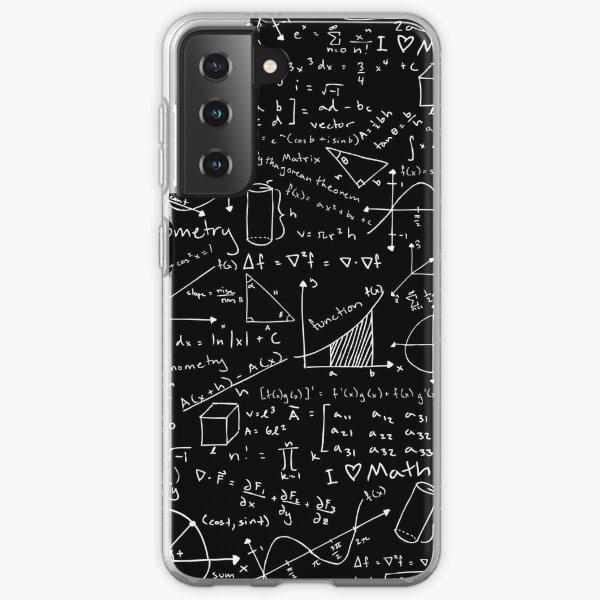 Math Lessons Samsung Galaxy Soft Case