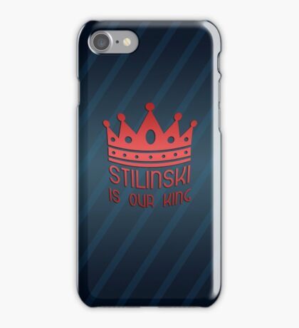 Stilinski Is Our King iPhone Case/Skin