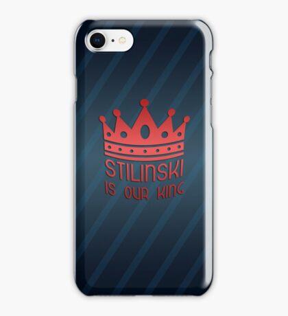 Stilinski Is Our King iPhone Case/Skin