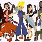 Final Fantasy 7: Complete by Adam Leonhardt