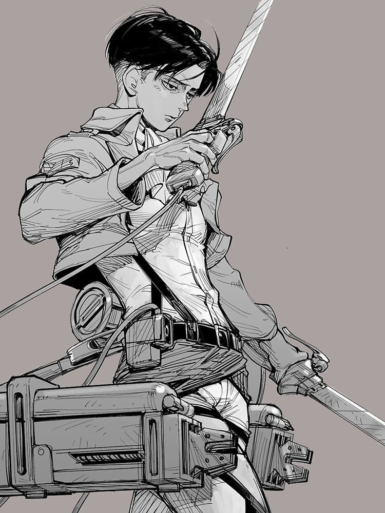 Levi by WeeLaxIndustry