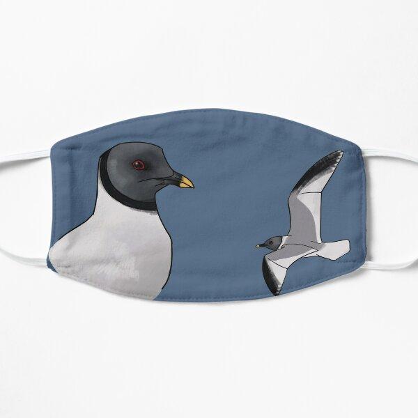 Sabines Gull Flat Mask