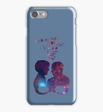 Infinite [Johnlock] iPhone Case/Skin