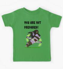 Illidan Stormrage - Not Prepared Kids Tee
