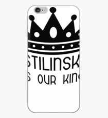 Stilinski Is Our King II iPhone Case