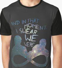 I Swear We Were Infinite II Graphic T-Shirt