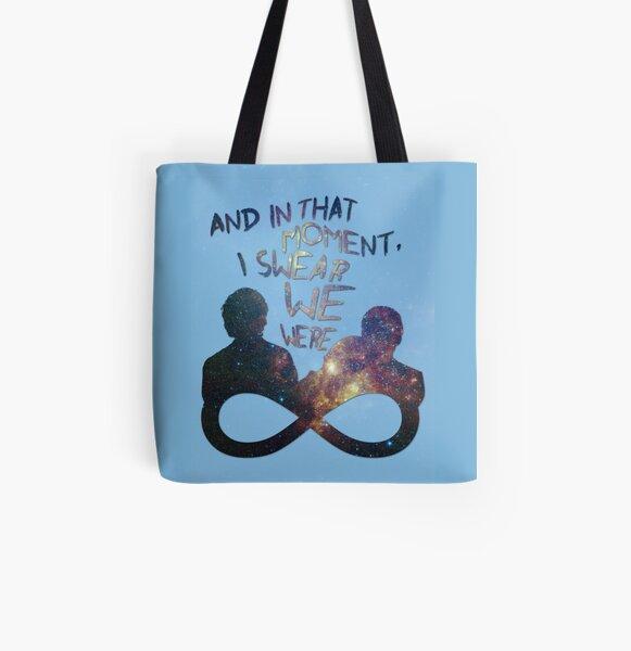I Swear We Were Infinite II All Over Print Tote Bag